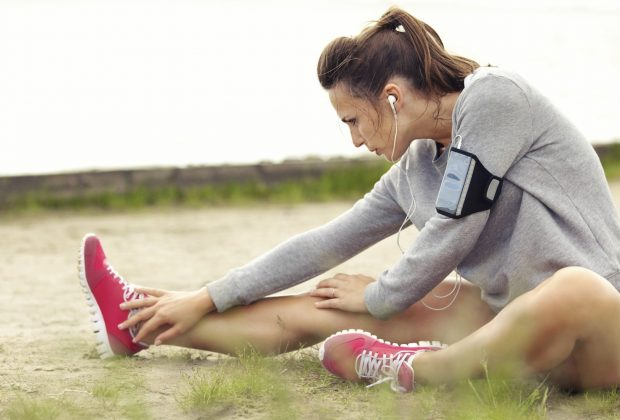Cool Down After Exercise
