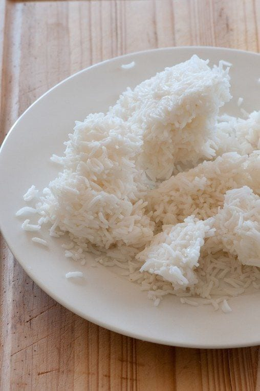 White rice makes you fat