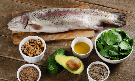 Why you should include healthy fats in your diet yeg fitness for Which fish is healthiest