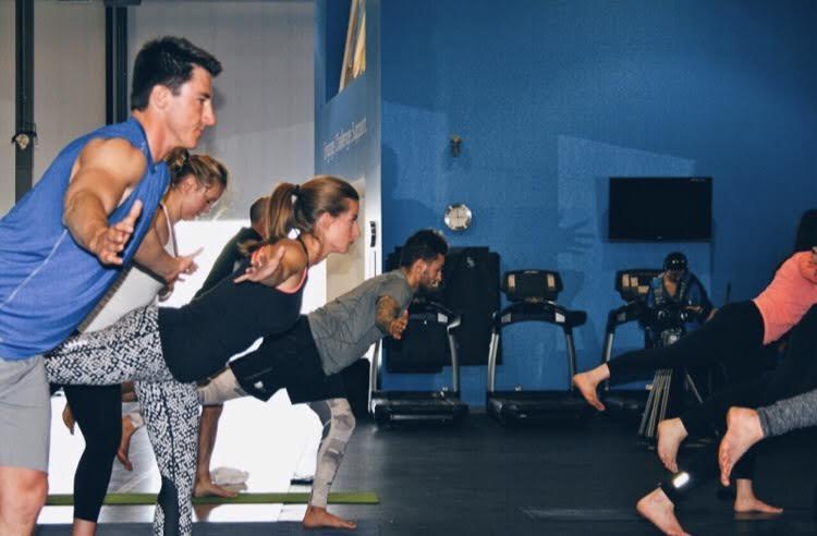 Joga Training
