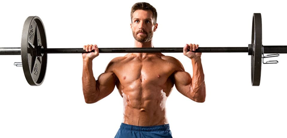 Start Off By Placing The Bar On Squat Rack While Standing With Feet Slightly Wider Than Your Shoulder Width Carefully Lift And Rest It In