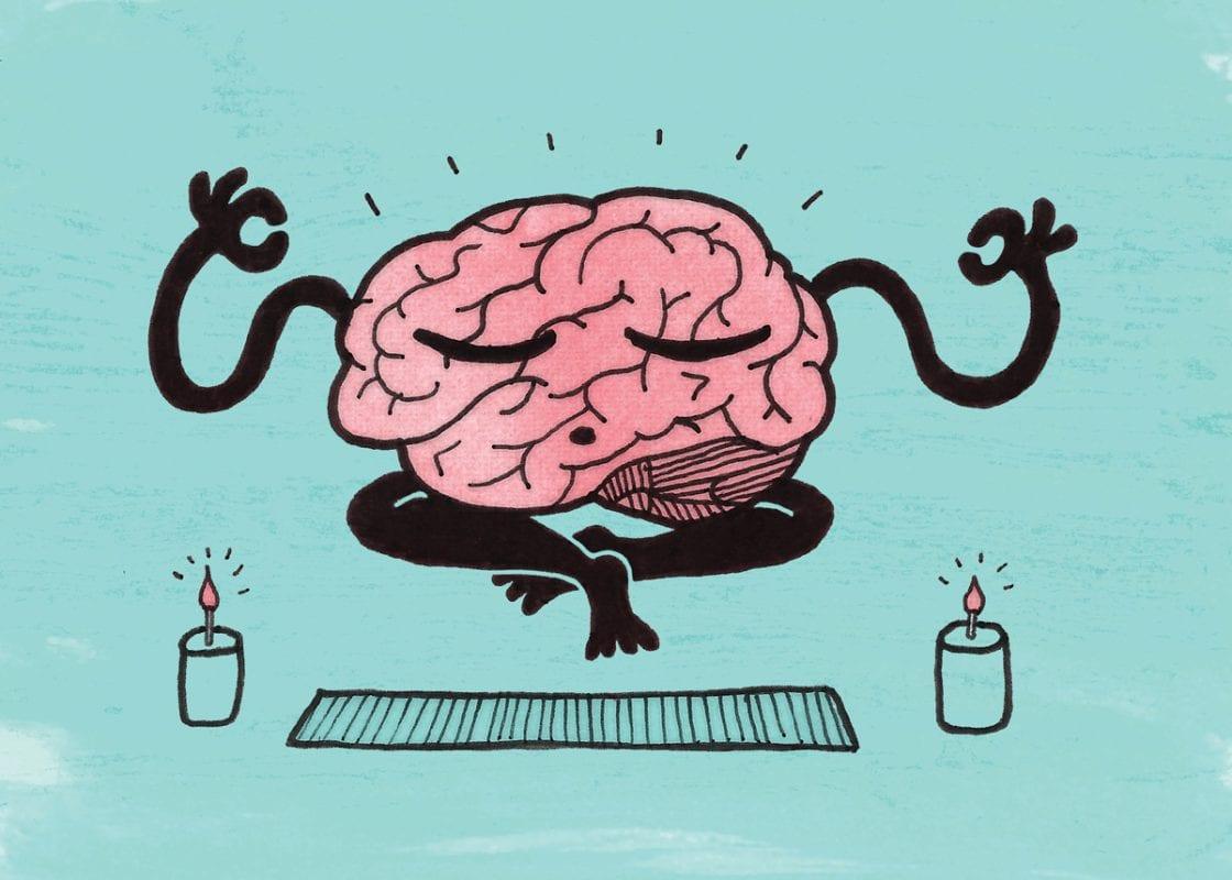 Месяц, смешные картинки мозга