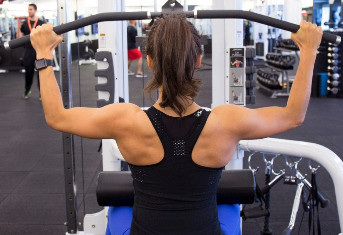How to Target Each Body Part with the Right Gym Machine ...
