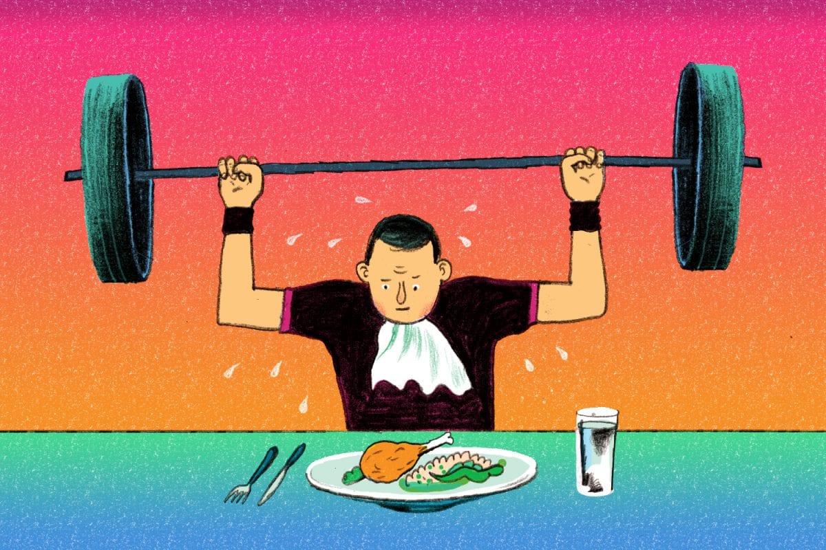 Diet vs Exercise