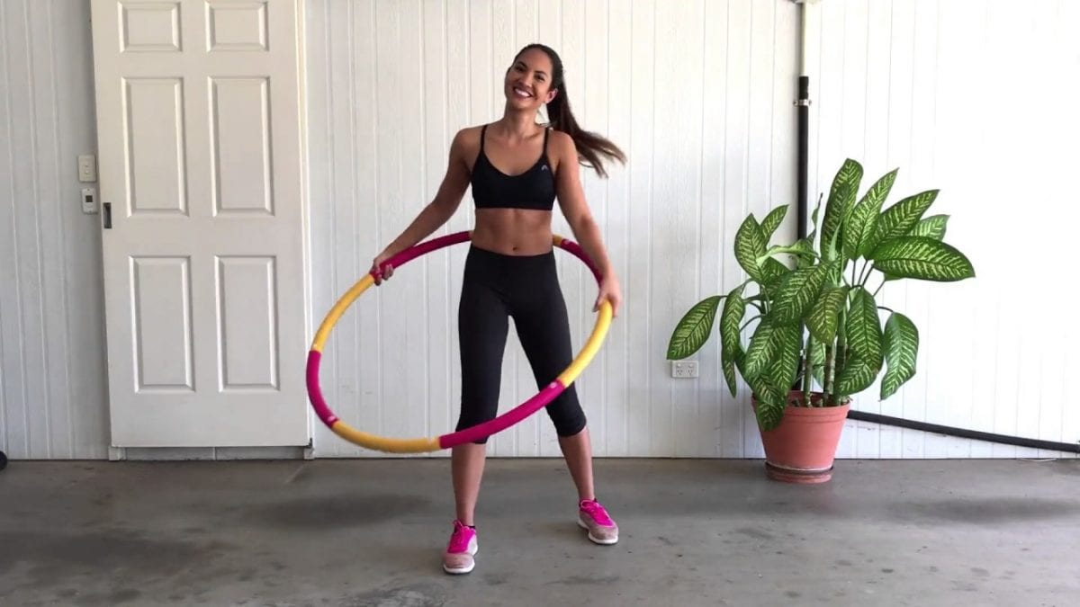 Hooping For Fitness