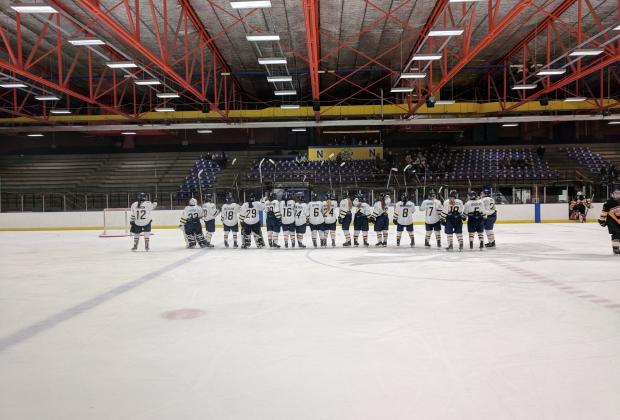 NAIT Ooks Women's Hockey Team
