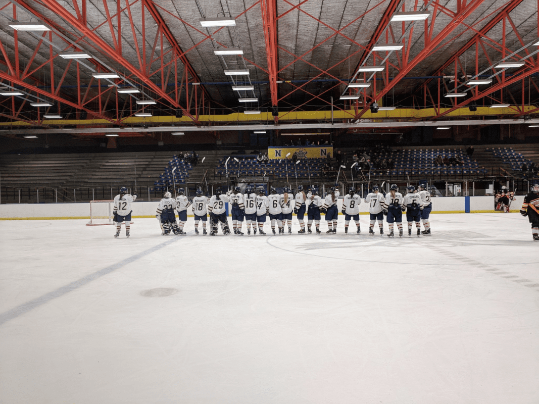 NAIT Ooks Women's Hockey Team