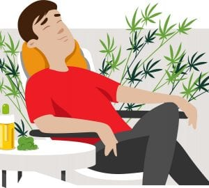 how much cbd is safe for sleep