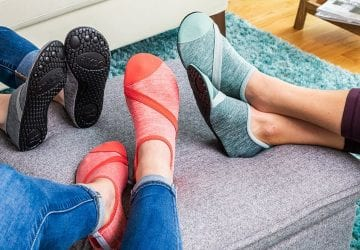 yoga footwear