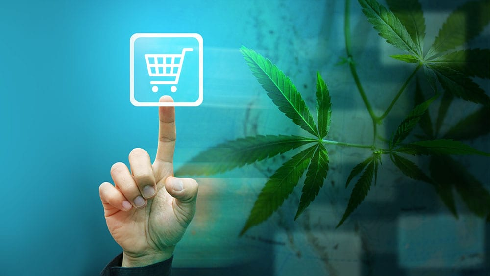 buying cannabis online