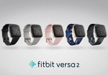 Fitbit Versa 2 and Special Edition family.