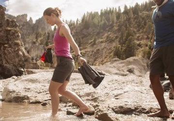 hiking athletic wear