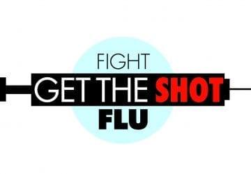 flu shot illustration