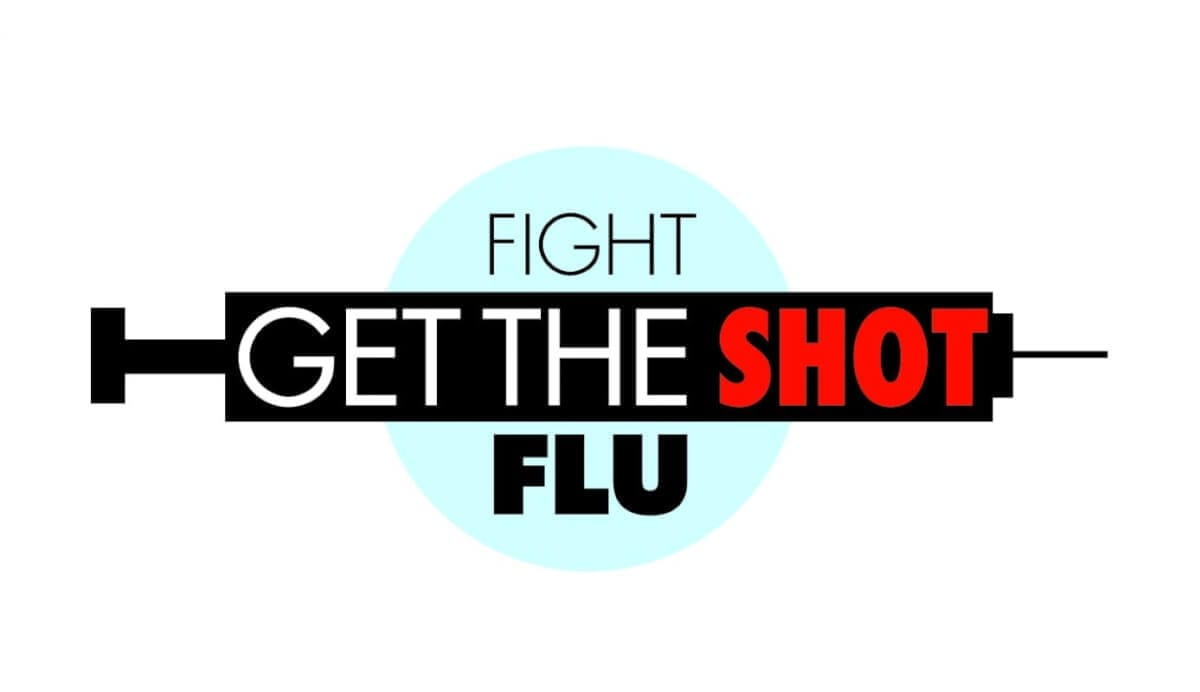 flu shot illustration
