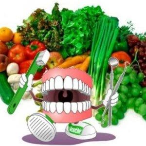 diet for healthy teeth
