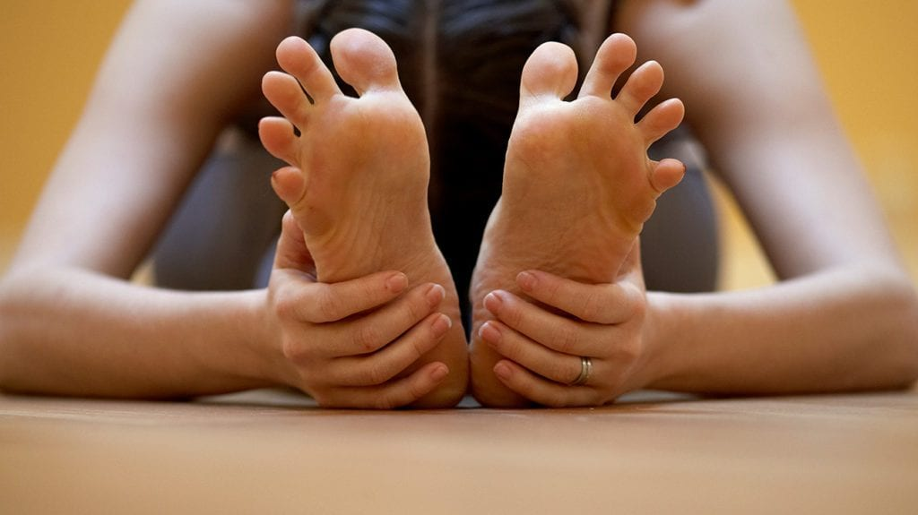 feet problems and fitness