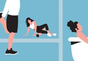 recovery exercises