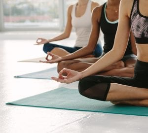 yoga to battle addiction