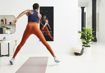 smart home gym