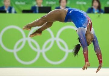 olympic gymnast exercises