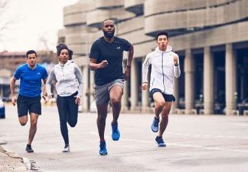 5 k running