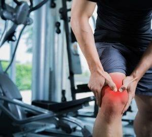 gym injury