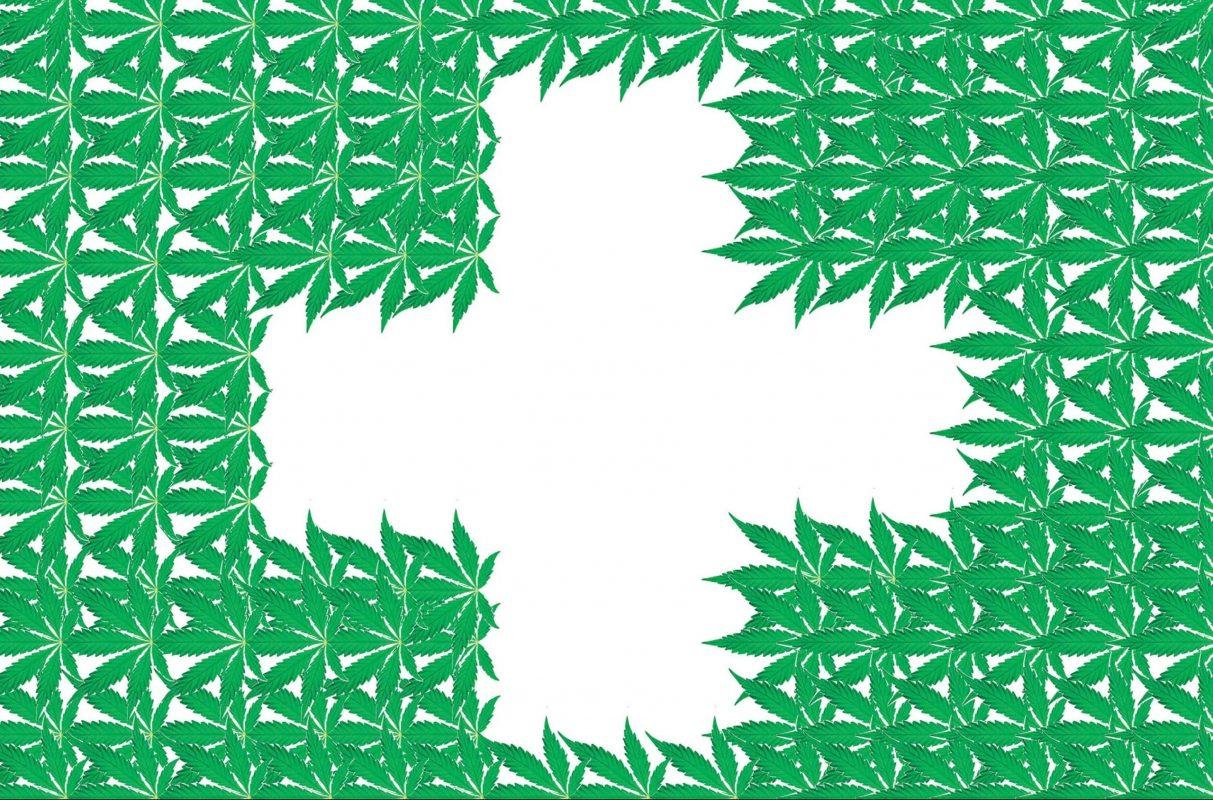 a cannabis illustration